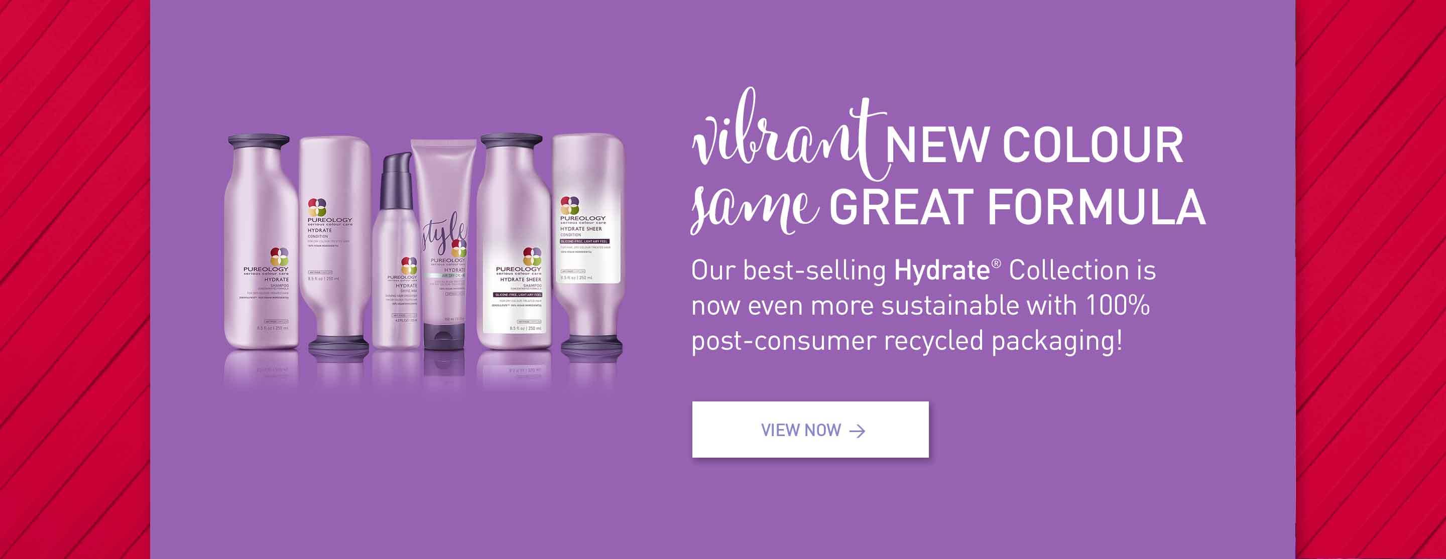 Welcome to the Colourful World of Pureology