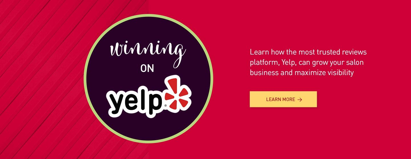 Learn Yelp Salon Selling Tips